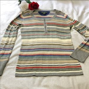 Eddie Bauer stretch sweater